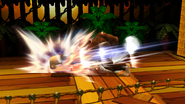 Puñetazo gigantesco (2) SSB4 (Wii U)