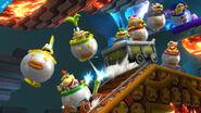 Todos los Koopalings en SSB4 (Wii U)
