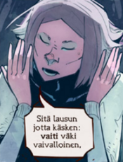 Lalli excorcising radio.png
