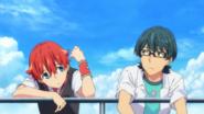 Yuta and sho op
