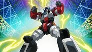 Denkou Chojin Gridman boys invent great hero 23