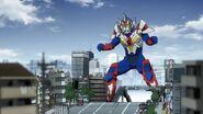 Denkou Chojin Gridman boys invent great hero 44