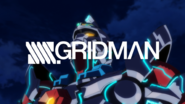 Gridman and logo op