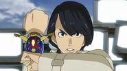 Denkou Chojin Gridman boys invent great hero 43