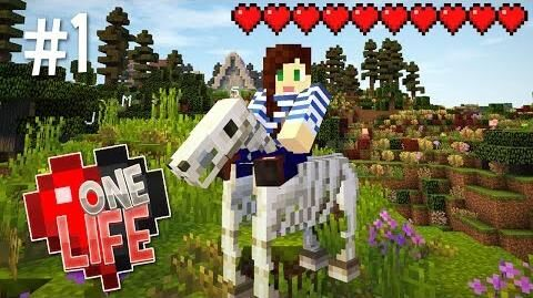 LUCKY_SKELETON_HORSE!_-_ONE_LIFE_MINECRAFT_SMP_(EP.1)