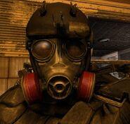 Duty exo mask
