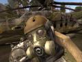 SCS Exosuit Helmet Closeup