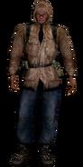 Samotnicy NPC model (5)