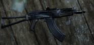 AKS74U synthetic