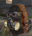S1472 Very Early Monolith Gas Mask