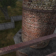 Tajny schowek za kominem 2