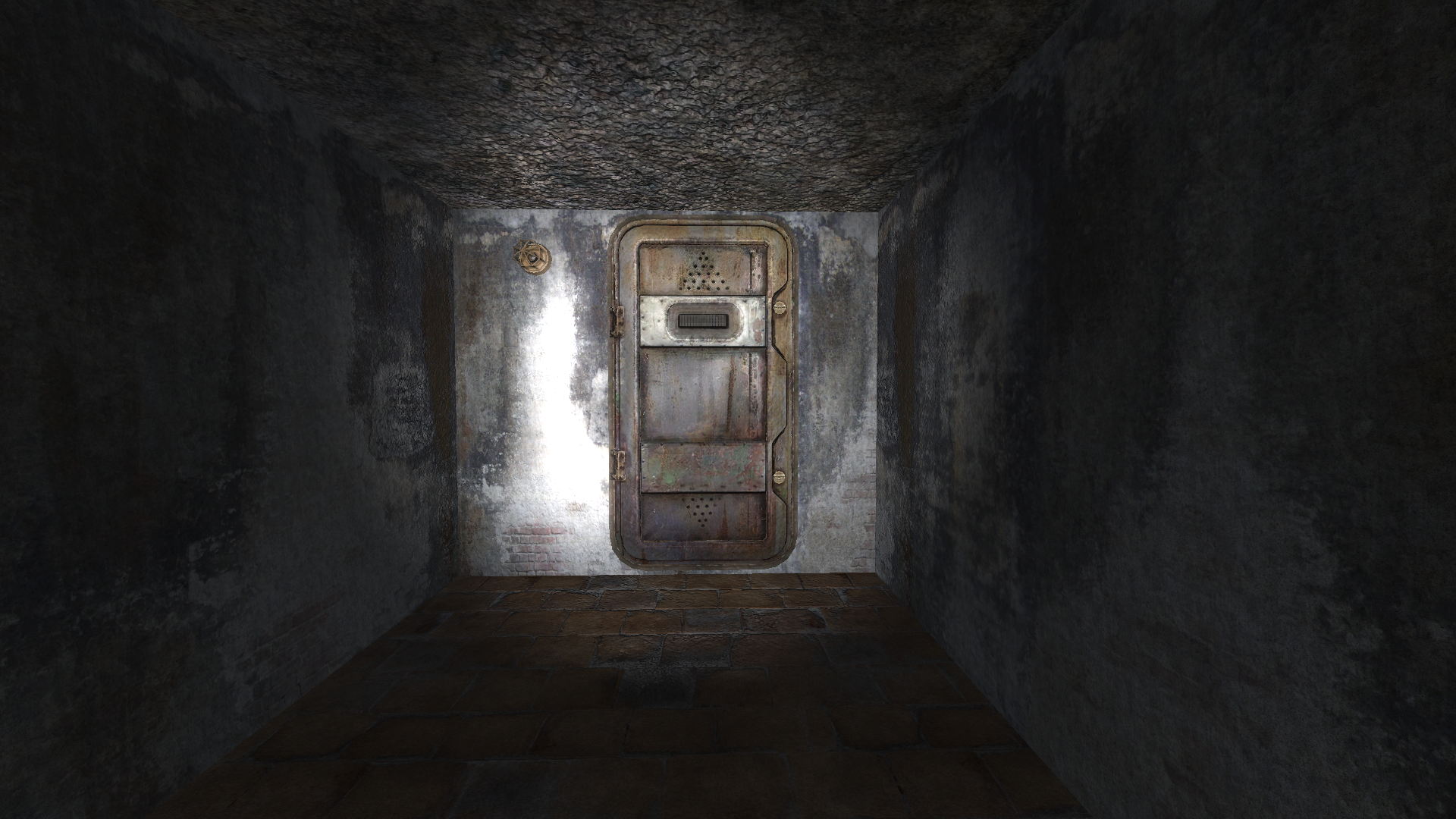Найти документы в подземной лаборатории