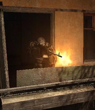 Bandit minigunner