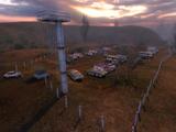 Кладбище брошенной техники