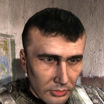 Podpułkownik Szulga