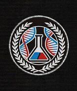 Эмблема Учёных