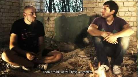 Survarium Campfire Talk. Developer's Diary 2 Bonus Video