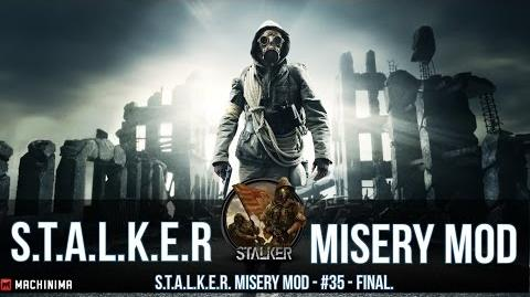 S.T.A.L.K.E.R Misery mod 2.1 35 (Português-BR). ☢
