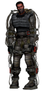 Zombie NPC model (15)