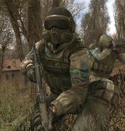 SCS CS1 Game Armour