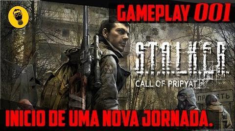 S.T.A.L.K.E.R. Misery Mod 2.1.1 Português 🇧🇷 Ep 1.