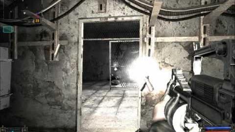 S.T.A.L.K.E.R. SoC gameplay