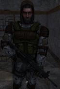 SoC Monolith suit mask