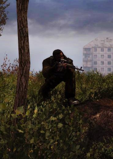 Снайперы на холме