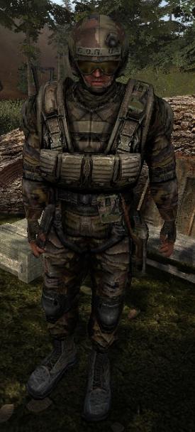 Major Khaletskiy's agent