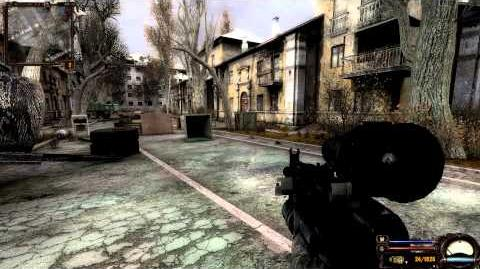 S.T.A.L.K.E.R. Clear Sky Mod Pack 2012 - Battle in Limansk