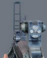 Прицел подствольного гранатомёта на Гром-С14