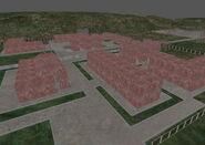 Big radar buildings