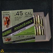 45ACP Hydroshock