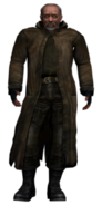Samotnicy NPC model (40)