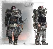Grafika koncepcyjna S.T.A.L.K.E.R. 2 (Monolit) 4