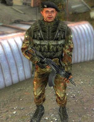 Captain Kazakov