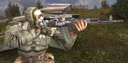 Умник с АКМ-74