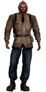 Samotnicy NPC model (17)