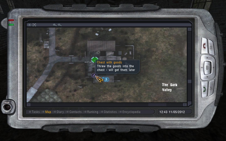 Chest with goods (Dark Valley)