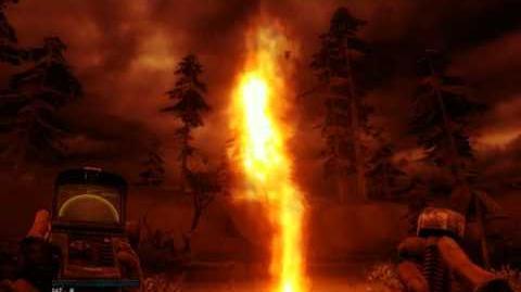 Burner Anomaly - STALKER Call of Pripyat