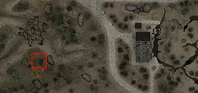 Местонахождение Шутника на карте