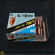 9x18mm JSP-AP