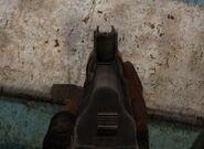 AKM-74-2U 16-9 sights