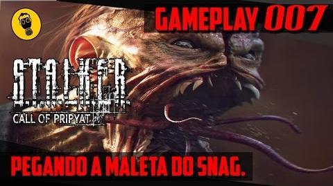 S.T.A.L.K.E.R. Misery Mod 2.1.1 Português 🇧🇷 Ep 7.