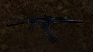 AKS-74USpetsnaz