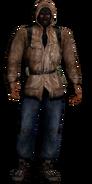 Samotnicy NPC model (3)