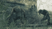 Chupasangres al final de Call of Pripyat