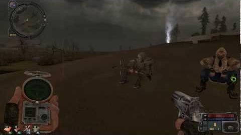 """S.T.A.L.K.E.R. Call of Pripyat (Get """"Bear"""" detector at the beginning)"""