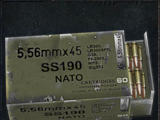 5.56×45mm SS109