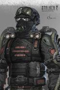Grafika koncepcyjna S.T.A.L.K.E.R. 2 (Powinność) 4